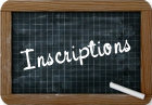 Inscriptions scolaires